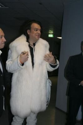 На свадьбе дочери Ильсура Метшина пел Филипп Киркоров