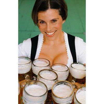 Пиво - это напиток, который обладает освежающими свойствами.