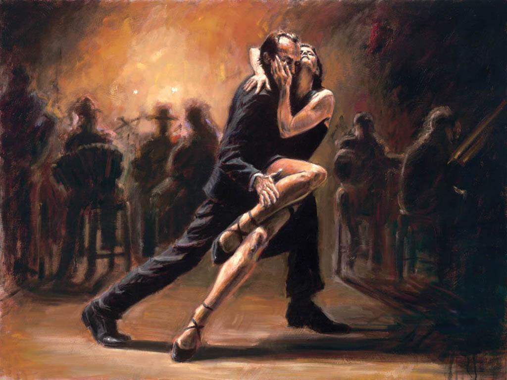 Страстные секси танцы 15 фотография