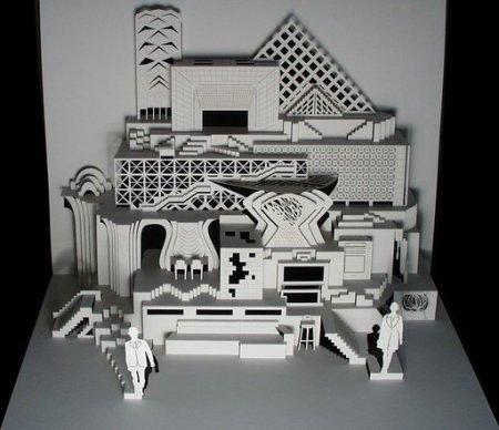 Бумажные замки Ингрид Силиакус
