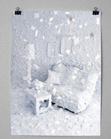 Как устроить зиму в собственной квартире