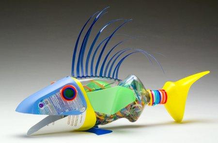 Пластиквариум Дэвида Эдгара