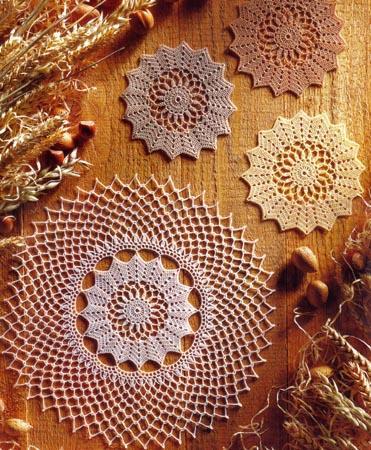 Вязание цветка крючком. как вязать соединительный столбик крючком.