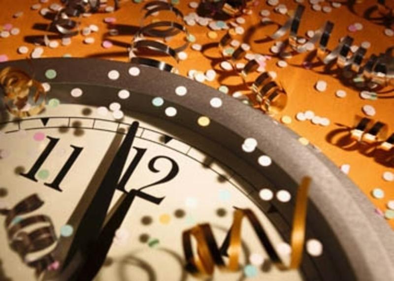 Плэйкаст С Новым Годом!. Бой курантов звучит над землею,Новый год