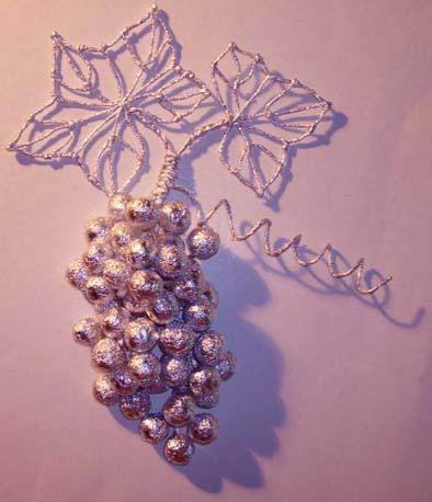 Foilart или плетение из фольги