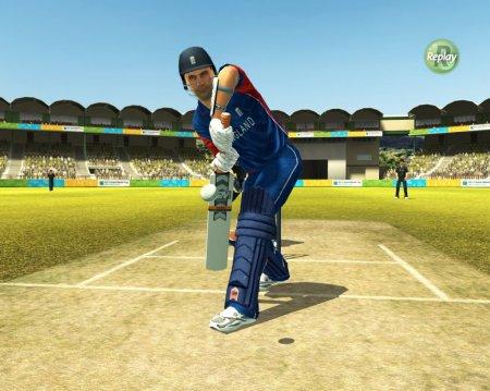 Игра в крикет
