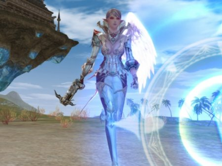 Lineage II. The Kamael - The First Throne.