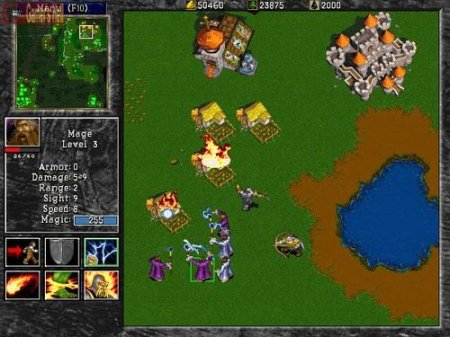 Чит коды к игре Warcraft II Beyond the Dark Portal
