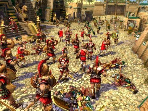 скачать трейнер для Ancient Wars Sparta - фото 11