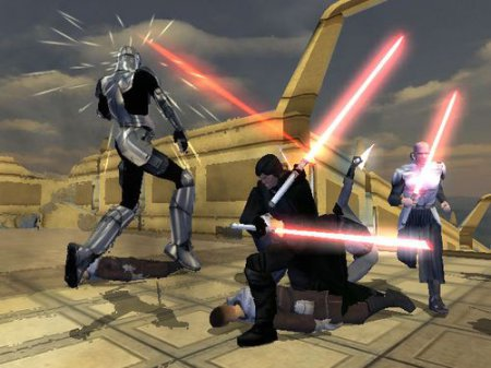 Чит коды к игре Star Wars  Knights of the Old Republic 2  The Sith Lords