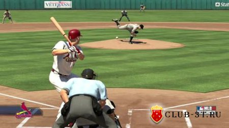 ��� ���� � ���� MLB 10  The Show