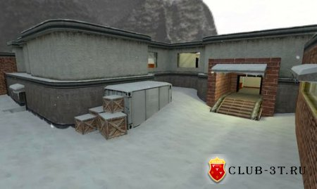 Карта для Counter-Strike 1.6 - cs office2 v2