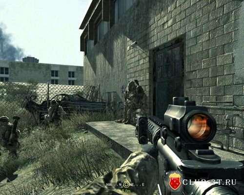 Игра Call Of Duty 4 Скачать Бесплатно Через Торрент - фото 9