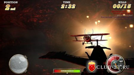 ������� � ���� DogFighter