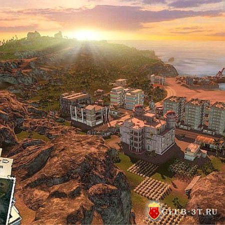Трейнер к игре Tropico 3  Absolute Power