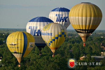 Воздухоплавание или путешествия на воздушном шаре