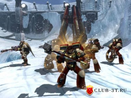 Трейнер к игре  Warhammer 40.000  Dawn of War 2 – Chaos Rising
