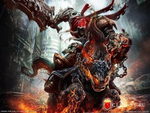 Darksiders Wrath Of War скачать игру через торрент - фото 4