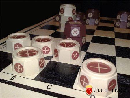 Таврели или игра в шахматы по-славянски
