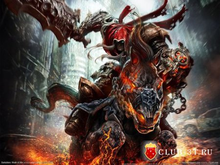 Трейнер к игре  Darksiders  Wrath of War