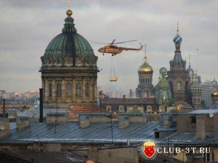 В Петербурге осваивают новый вид туризма - индустриальный.