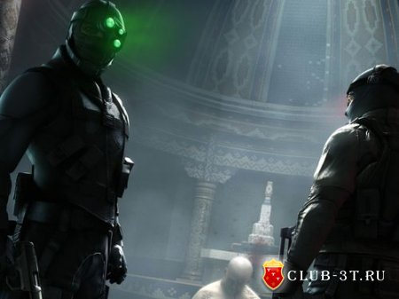 Трейнер к игре  Tom Clancy's Splinter Cell Conviction
