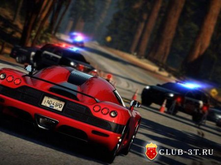 Чит коды к игре Need for Speed Hot Pursuit 2010