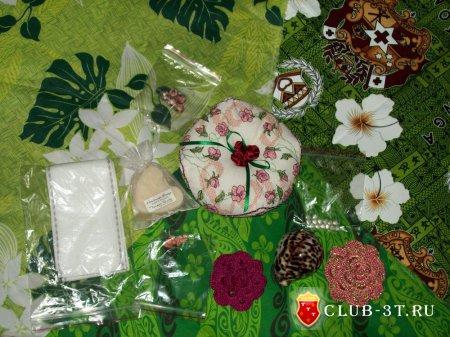 Новогодние подарки из Королевства Тонга