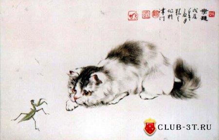 Королева кошек Гу Инджи (Gu Yingzhi)