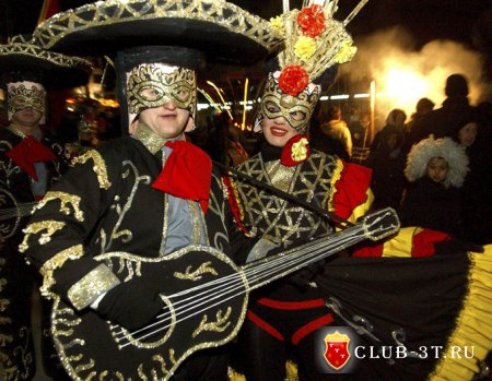 Карнавал невест в Струмице