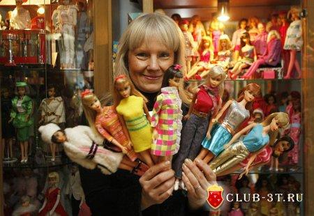 Коллекционеры кукол Маттел или Барби много не бывает