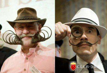 Чемпионат усов и бород - 2011