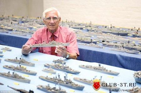 Удивительная флотилия Филиппа Уоррена