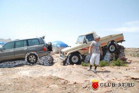 Необычное хобби автолюбителей из Саудовской Аравии