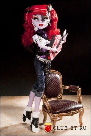 Продажа Кукол Monster High - Оперетта  (Operetta)