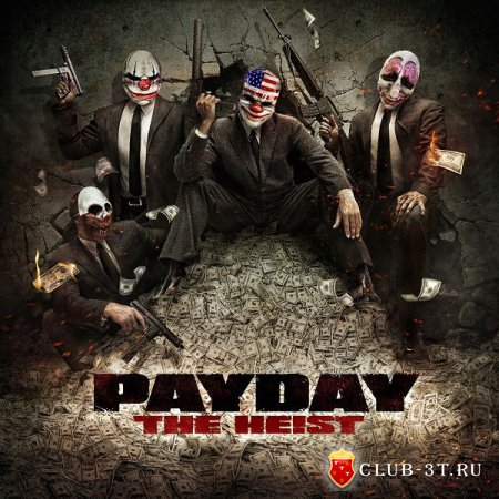 Трейнер к игре Payday The Heist