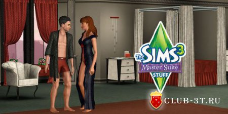 Трейнер к игре The Sims 3 Master Suite Stuff