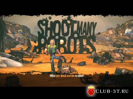 Трейнер к игре Shoot Many Robots
