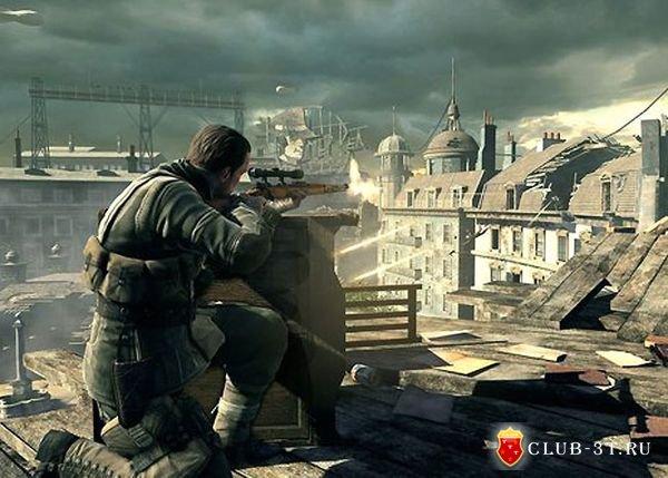 Игра Снайпер 4 Скачать - фото 3