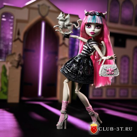 Продажа Кукол Monster High - Рошель Гойл (Rochelle Goyle)