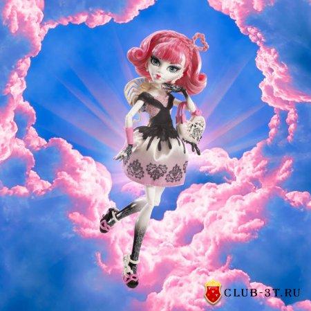Продажа Кукол Monster High - Купидон (C.A. Cupid)