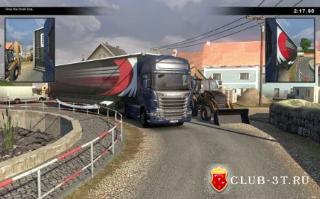 Scania Truck Driving Simulator The Game