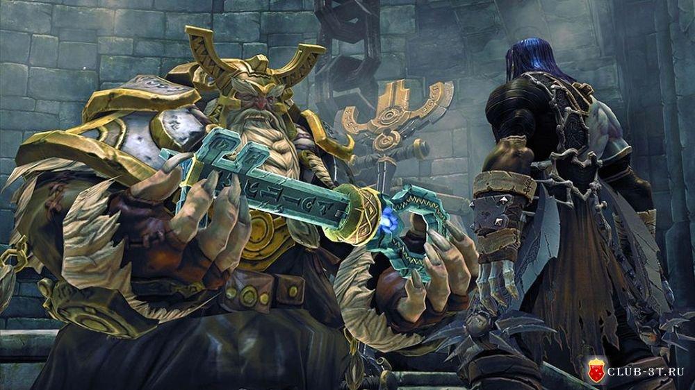 скачать игры Darksiders через торрент - фото 10