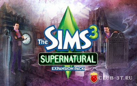 ��� ���� � ���� The Sims 3: Supernatural ( The Sims 3: ������������������ )