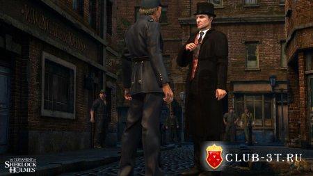Игра The Testament Of Sherlock Holmes Прохождение