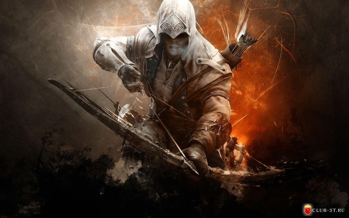 Обзор (рецензия) игры Assassin s Creed 3   Рецензии