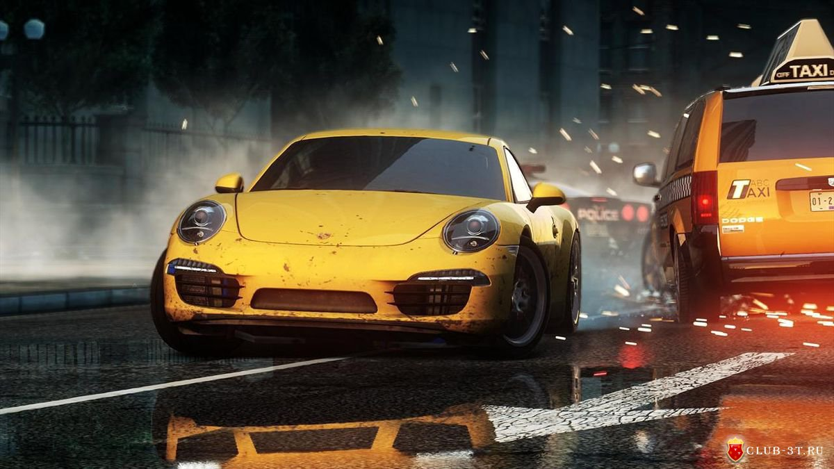 Nfs most wanted 2012 wallpapers