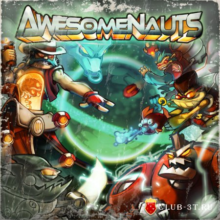 Трейнер к игре Awesomenauts