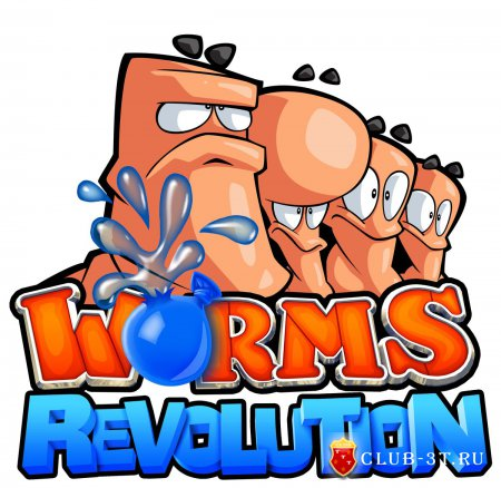 Worms Revolution