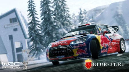 WRC 3: FIA World Rally Championship 2012